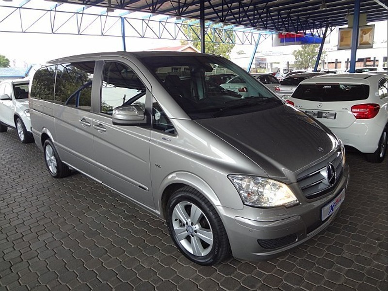 Used mercedes benz viano 3 0 cdi ambiente a t for sale in for Mercedes benz viano for sale