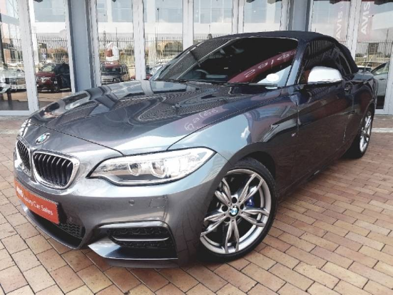used bmw m2 m240 convertible auto for sale in gauteng id 2037135. Black Bedroom Furniture Sets. Home Design Ideas