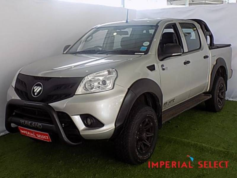 Used Foton Tunland Granite 2 8 Isf Double Cab Bakkie For