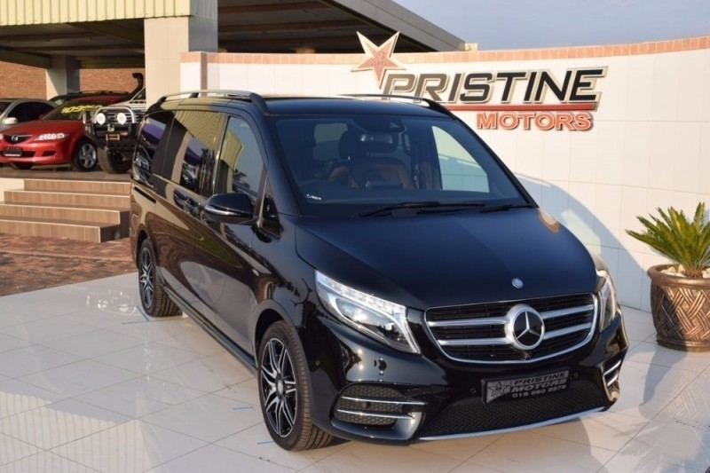 used mercedes benz v class amg for sale in gauteng id 2039087. Black Bedroom Furniture Sets. Home Design Ideas