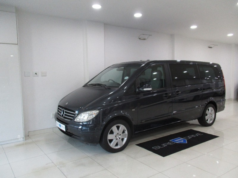 Used mercedes benz viano 3 0 cdi for sale in kwazulu natal for Mercedes benz viano for sale