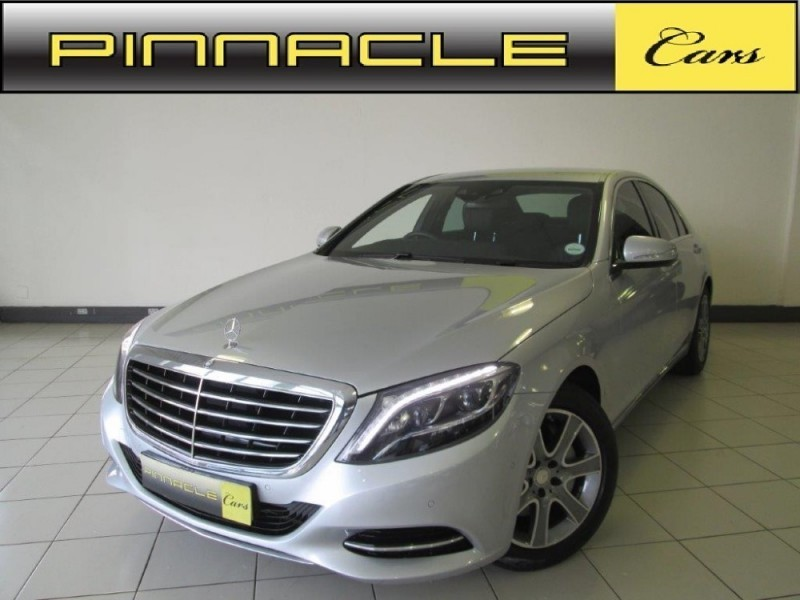 Used mercedes benz s class s350 bluetec auto for sale in for Mercedes benz s350 2014