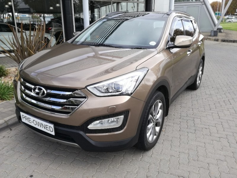 used hyundai santa fe crdi awd a t 7 seater for sale in gauteng id 2043051. Black Bedroom Furniture Sets. Home Design Ideas
