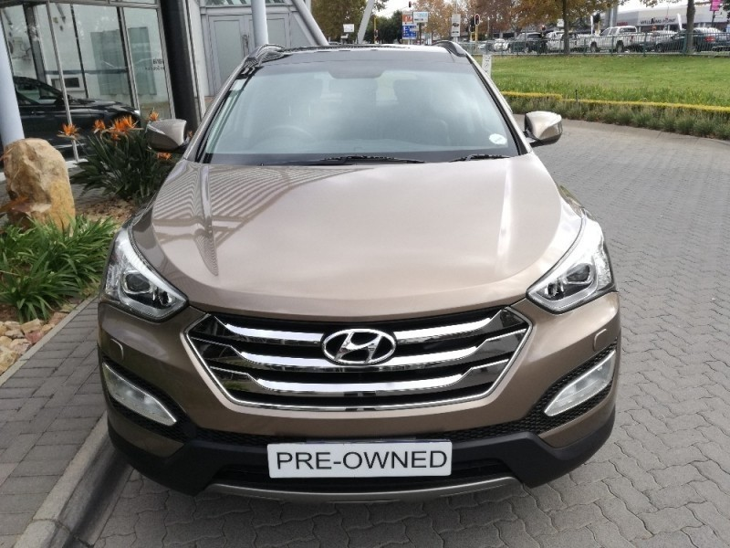 used hyundai santa fe crdi awd a t 7 seater for sale in. Black Bedroom Furniture Sets. Home Design Ideas
