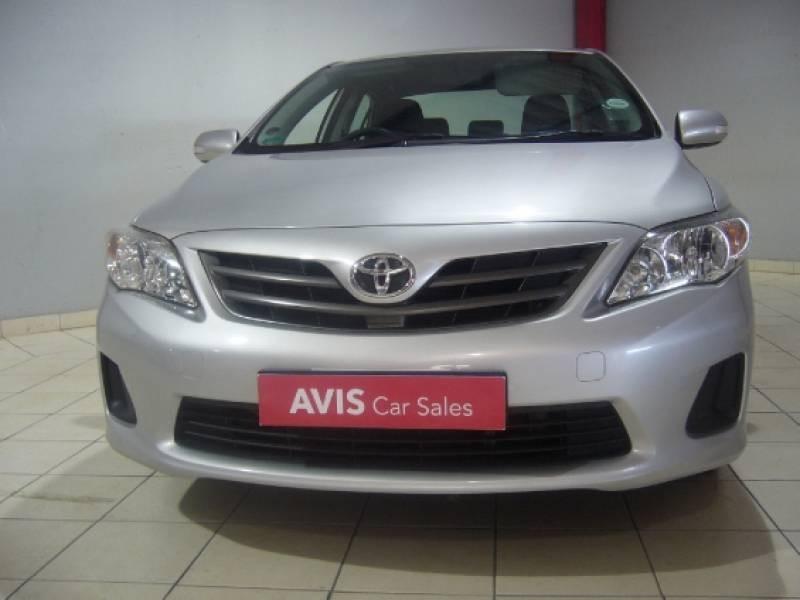 Avis Car Sales Boksburg >> Used Toyota Corolla Quest 1.6 for sale in Gauteng - Cars.co.za (ID:2043431)