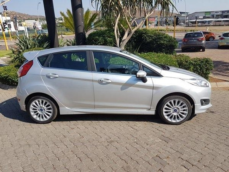 used ford fiesta 1 0 ecoboost titanium 5dr for sale in north west. Cars Review. Best American Auto & Cars Review