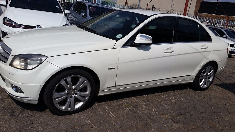 Used mercedes benz c class c 200 avantgarde auto for sale for 2008 mercedes benz c class for sale