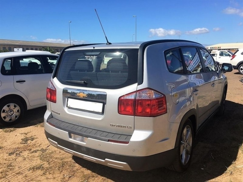 Used chevrolet orlando for sale in western cape for Electric motor repair orlando