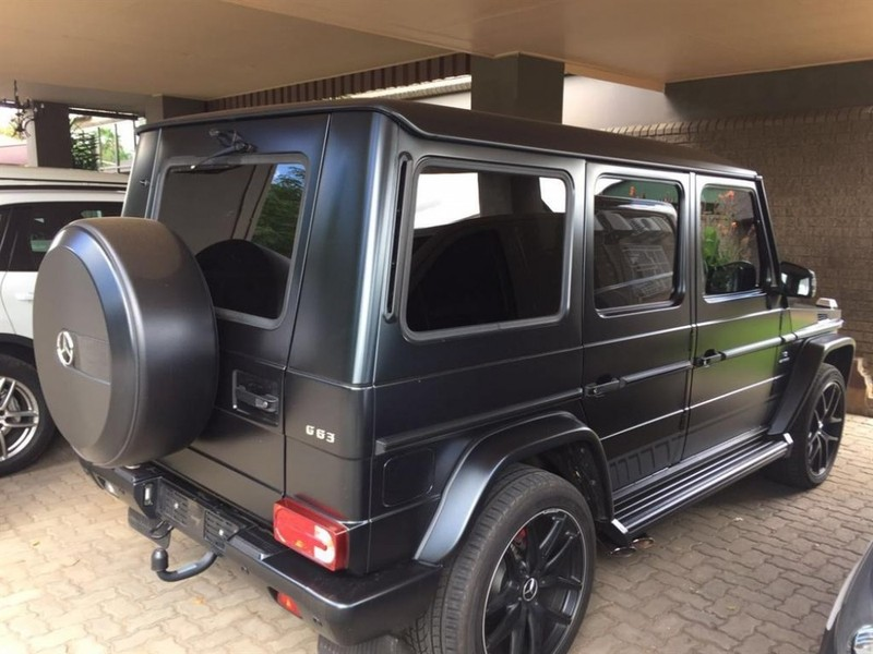 Used mercedes benz g class g63 amg for sale in western for Used mercedes benz g63 for sale
