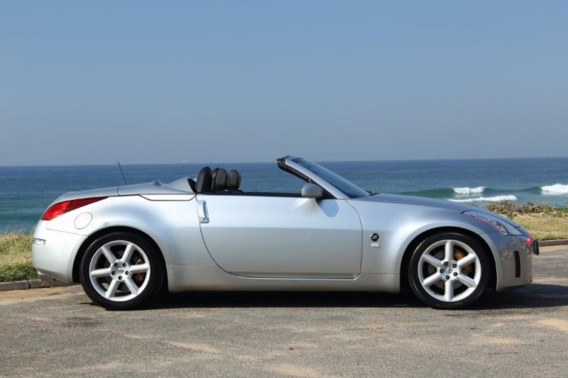 used nissan 350z 350z convertible for sale in kwazulu natal id 2046745. Black Bedroom Furniture Sets. Home Design Ideas