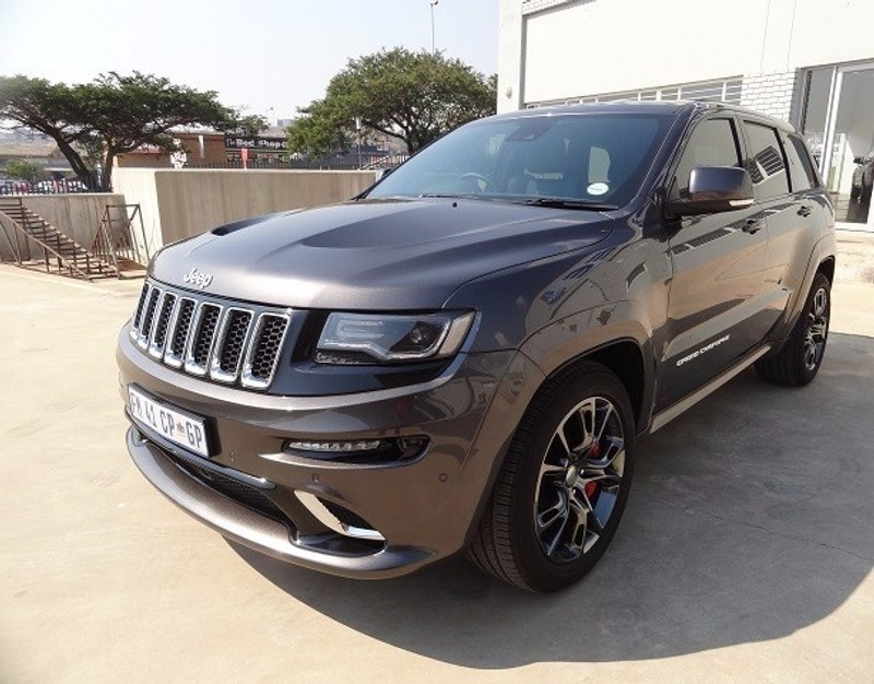 used jeep grand cherokee 6 4 srt for sale in gauteng id 2047175. Black Bedroom Furniture Sets. Home Design Ideas
