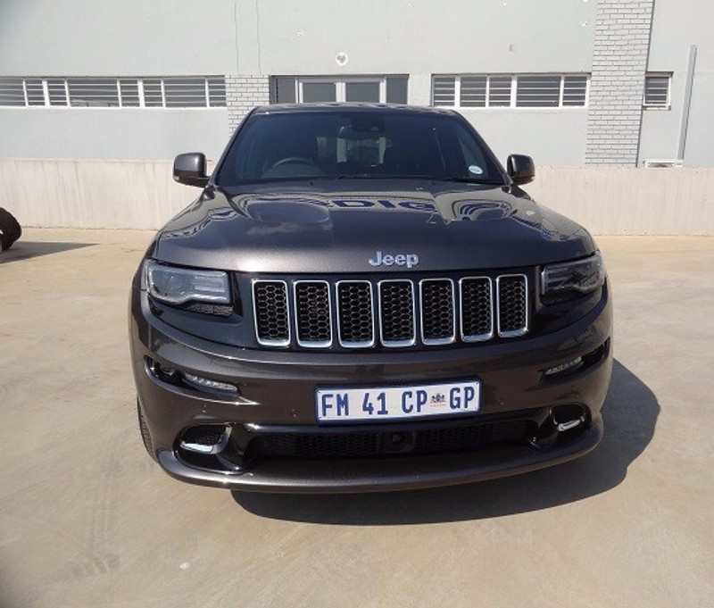 Used Jeep Grand Cherokee 6.4 SRT For Sale In Gauteng