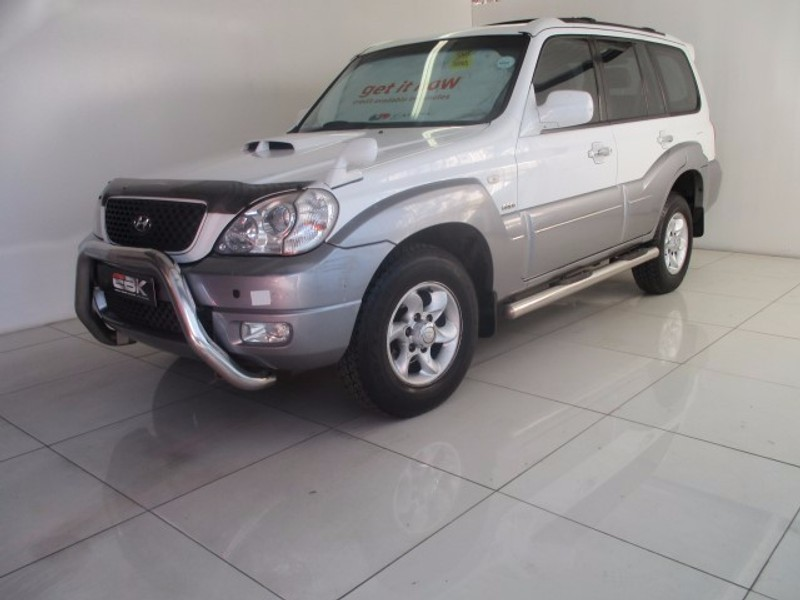 used hyundai terracan 2 9 crdi for sale in gauteng id 2047453. Black Bedroom Furniture Sets. Home Design Ideas