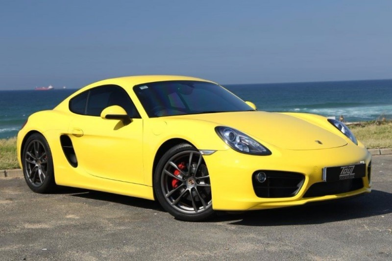 used porsche cayman cayman s pdk for sale in kwazulu natal id 2047535. Black Bedroom Furniture Sets. Home Design Ideas