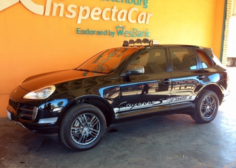 used porsche cayenne s transsyberia tip for sale in north west province id 2047577. Black Bedroom Furniture Sets. Home Design Ideas