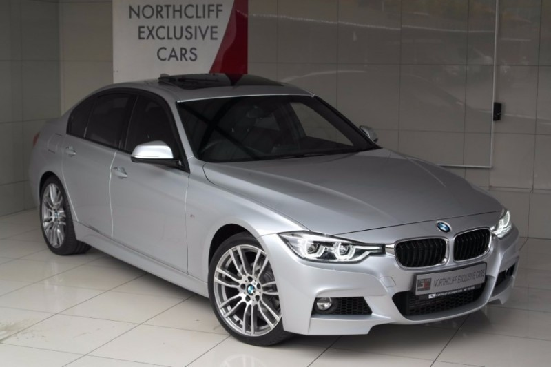 Used BMW 3 Series 318i MSPORT NEW SPEC FACELIFT AUTO for sale