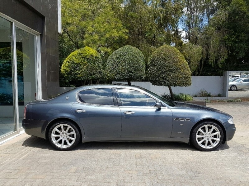used maserati quattroporte classic for sale in gauteng id 2048303. Black Bedroom Furniture Sets. Home Design Ideas