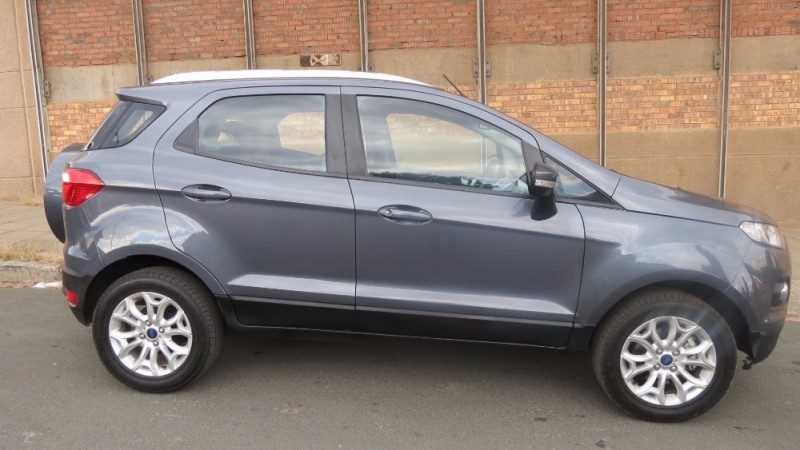 used ford ecosport 2016 ford titanium ecosport 21000 r220000 for sale in gauteng. Black Bedroom Furniture Sets. Home Design Ideas