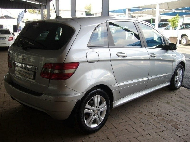 Used Mercedes Benz B Class B 180 A T For Sale In Gauteng