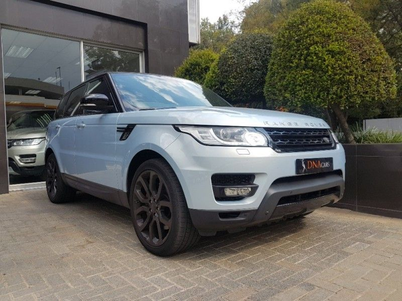 used land rover range rover sport cars for sale in gauteng autos post. Black Bedroom Furniture Sets. Home Design Ideas