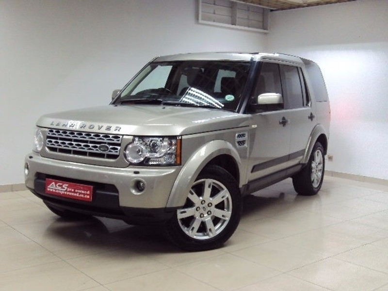 used land rover discovery 4 tdv6 se auto 7 seater. Black Bedroom Furniture Sets. Home Design Ideas