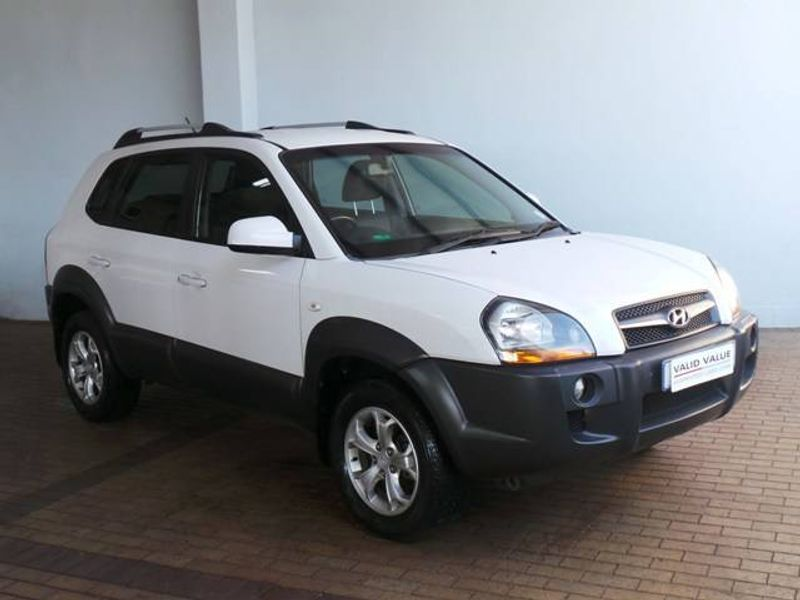 2010 hyundai tucson manual transmission