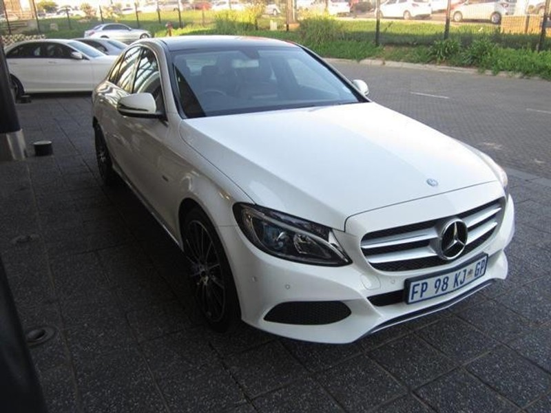 used mercedes benz c class c350 e hybrid for sale in gauteng id 2051825. Black Bedroom Furniture Sets. Home Design Ideas