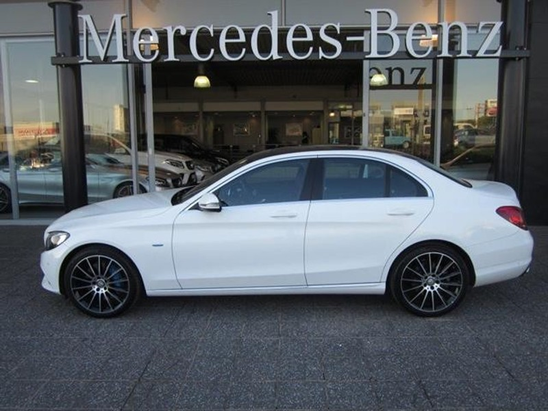 Used mercedes benz c class c350 e hybrid for sale in for Mercedes benz c class hybrid