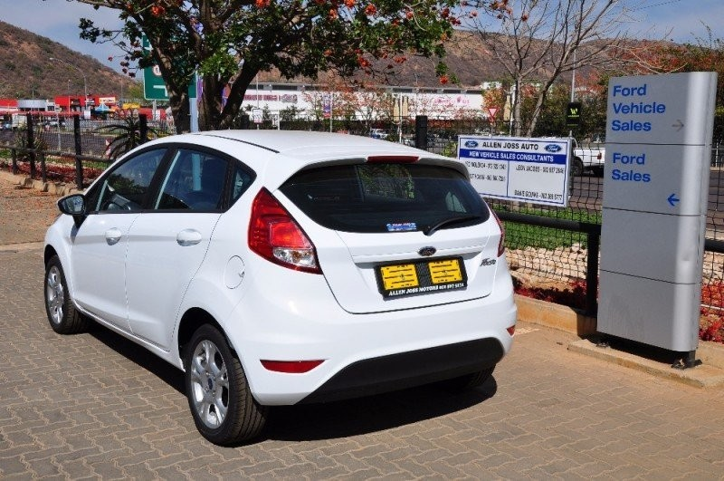 used ford fiesta 1 0 ecoboost trend manual with 4yr service plan for sale in gauteng. Black Bedroom Furniture Sets. Home Design Ideas