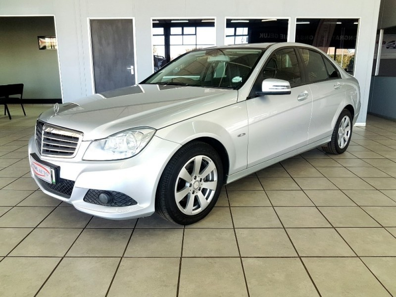 Used mercedes benz c class c180 be classic a t for sale in for Fred martin mercedes benz