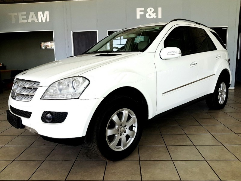 Used mercedes benz m class ml 320 cdi a t for sale in for Fred martin mercedes benz