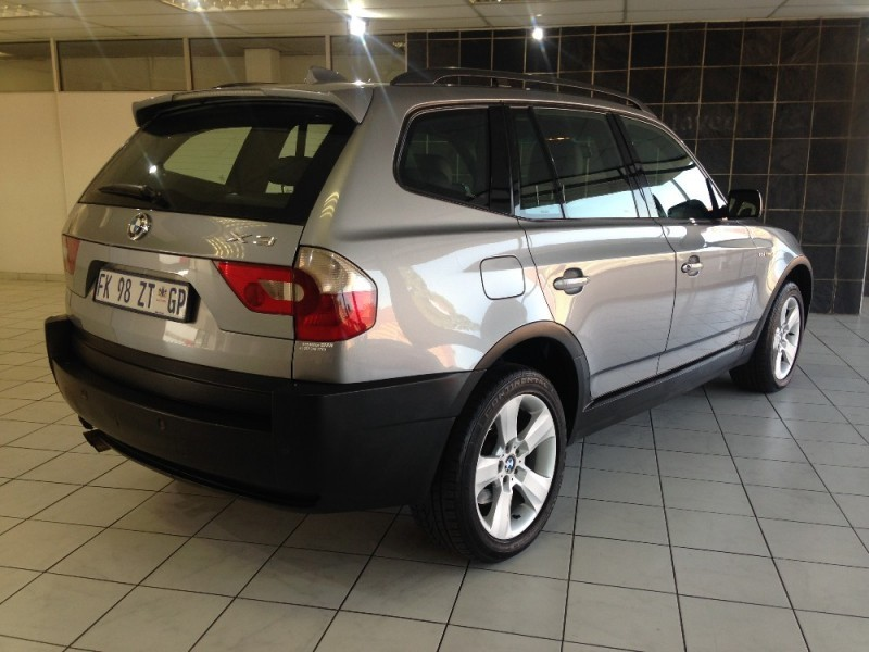 used bmw x3 a t very clean car for sale in gauteng id 2052649. Black Bedroom Furniture Sets. Home Design Ideas