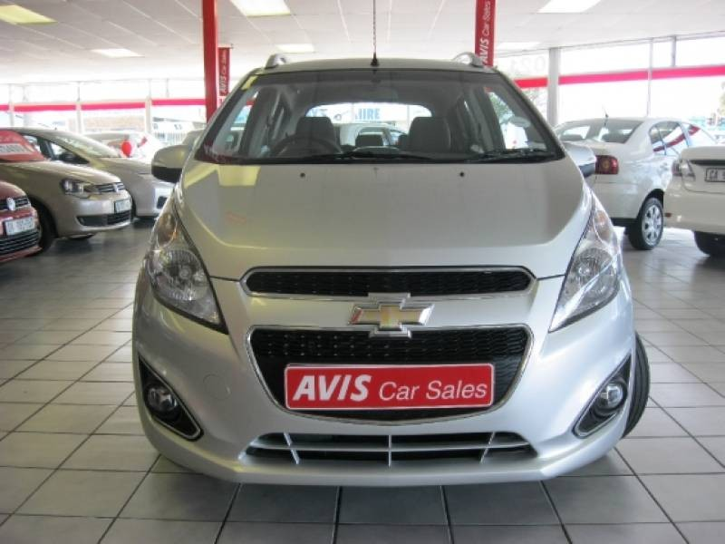 used chevrolet spark 1 2 ls 5dr for sale in western cape id 2052975. Black Bedroom Furniture Sets. Home Design Ideas