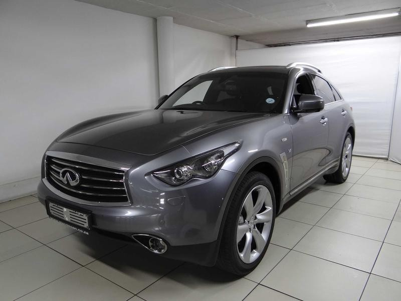 used infiniti qx70 fx37 s premium for sale in gauteng id 2053665. Black Bedroom Furniture Sets. Home Design Ideas