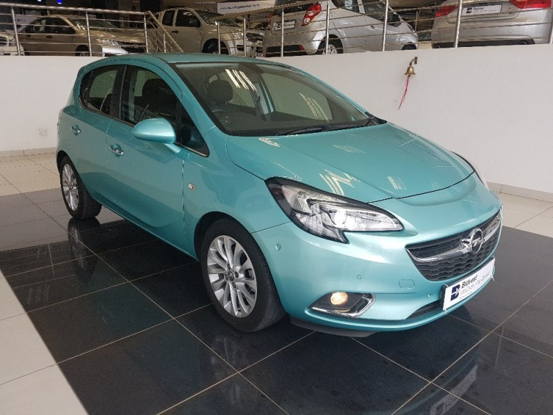 used opel corsa 1 0t cosmo 5 door for sale in gauteng id 2053827. Black Bedroom Furniture Sets. Home Design Ideas