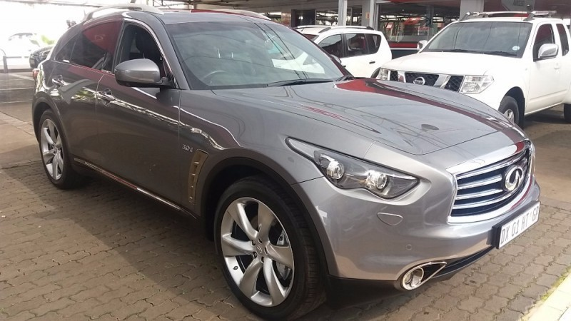 used infiniti qx70 fx30d s premium for sale in gauteng id 2054047. Black Bedroom Furniture Sets. Home Design Ideas