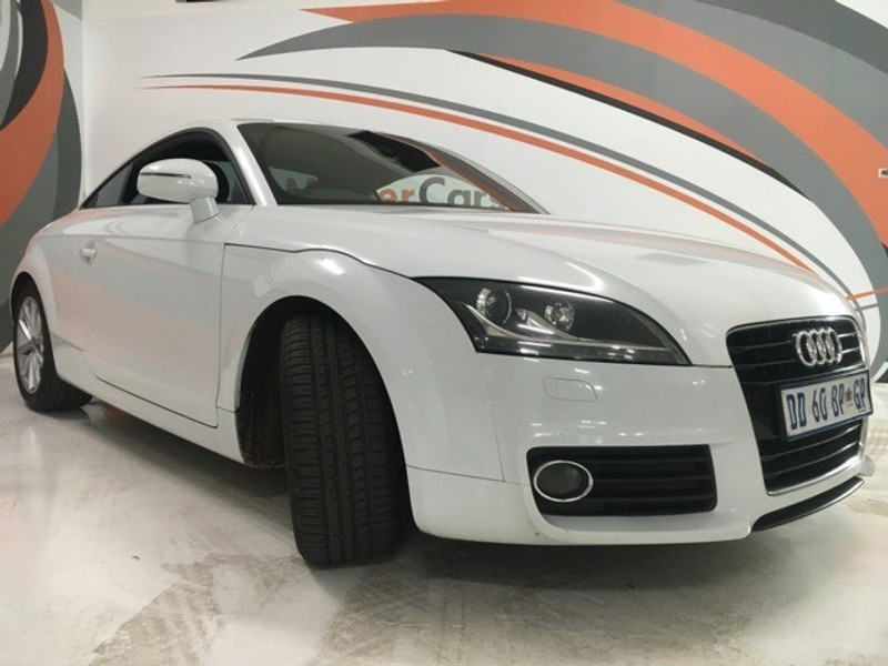 used audi tt fsi coupe stronic for sale in gauteng id 2054181. Black Bedroom Furniture Sets. Home Design Ideas