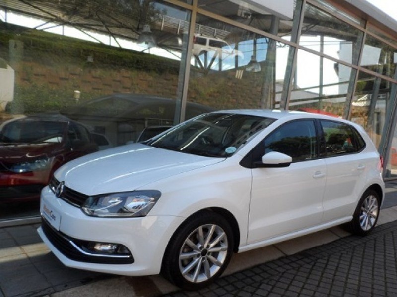 Used Volkswagen Polo 1.2 TSI Highline (81KW) for sale in ...