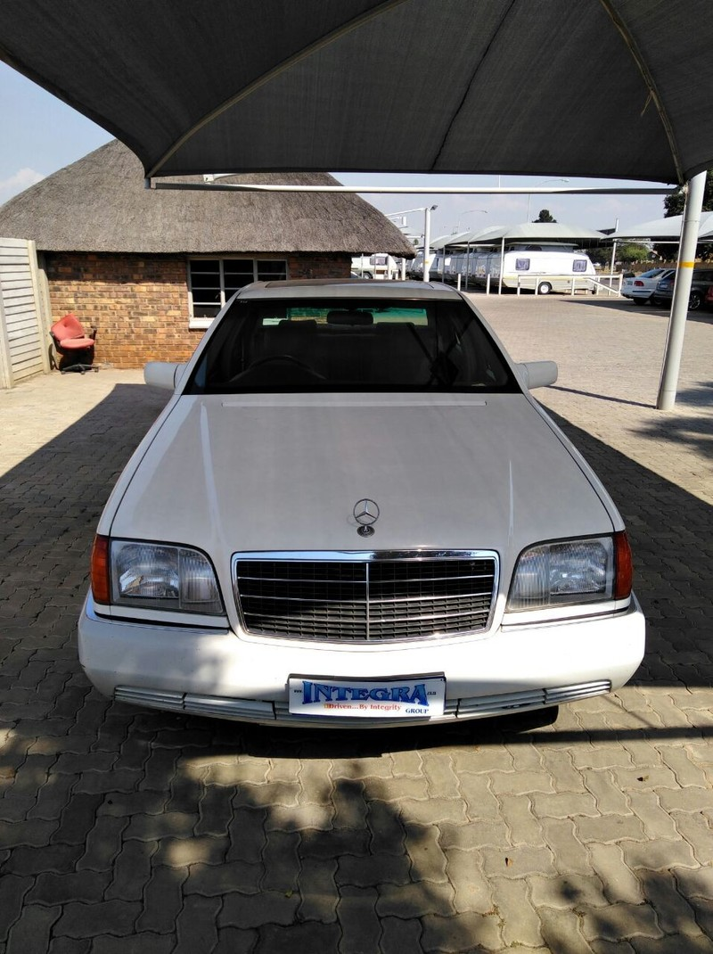 used mercedes benz s class s 320 a t for sale in gauteng id 2054401. Black Bedroom Furniture Sets. Home Design Ideas