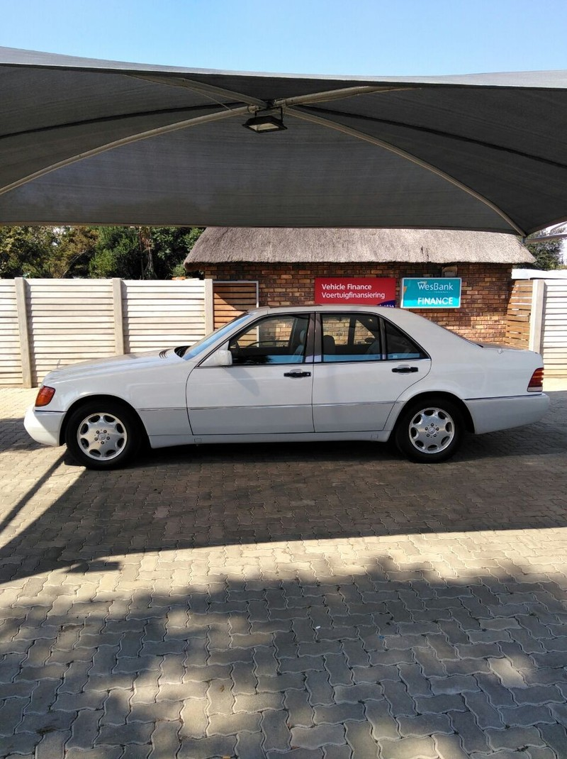 Used mercedes benz s class s 320 a t for sale in gauteng for Used mercedes benz s class for sale