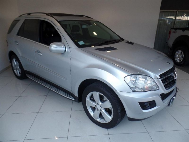 Used mercedes benz m class ml 500 a t for sale in gauteng for 2009 mercedes benz ml350 running boards