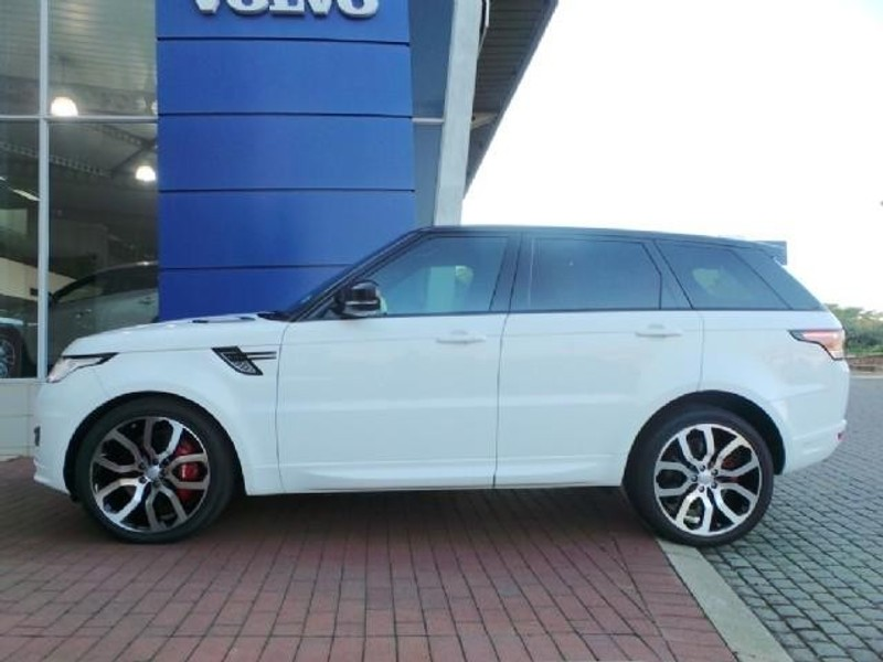 Used Land Rover Range Rover Sport 4 4 Sdv8 Autobiography