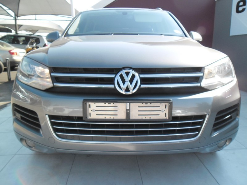 used volkswagen touareg 3 0 v6 tdi bluemotion top class. Black Bedroom Furniture Sets. Home Design Ideas