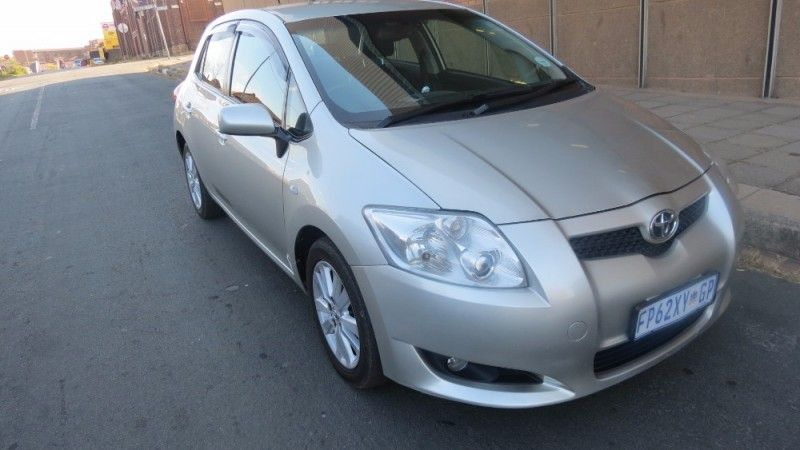used toyota auris 2008 toyota auris 2 0 d 4d 170 000km r110 00 for sale in gauteng. Black Bedroom Furniture Sets. Home Design Ideas