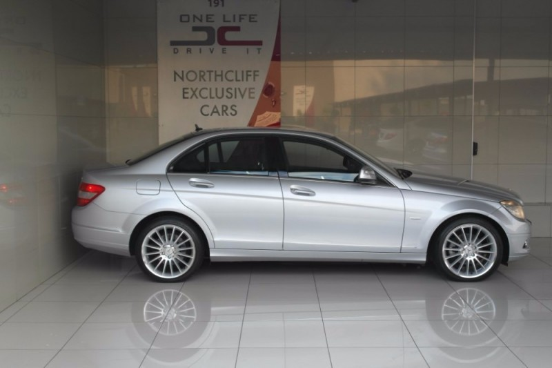Used mercedes benz c class c200 elegance auto for sale in for 2008 mercedes benz c class for sale