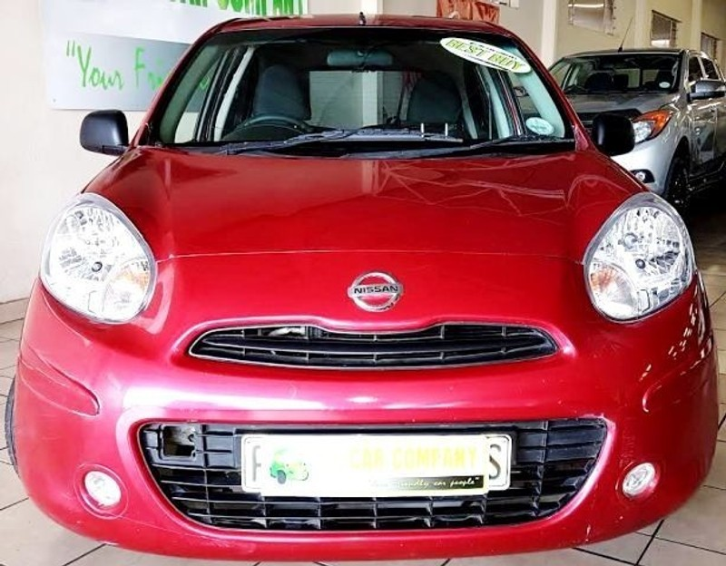 Used Nissan Micra 1 2 Acenta 5dr D83 For Sale In Free