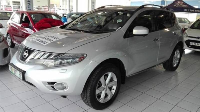 used nissan murano l24 for sale in gauteng id 2057553. Black Bedroom Furniture Sets. Home Design Ideas