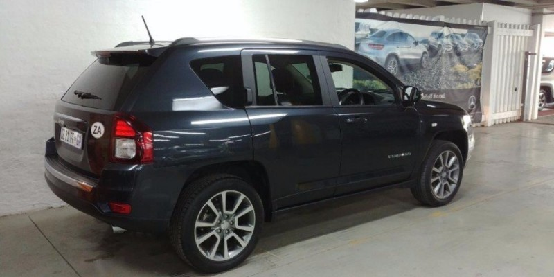 used jeep compass 2 0 ltd for sale in gauteng id 2057733. Black Bedroom Furniture Sets. Home Design Ideas