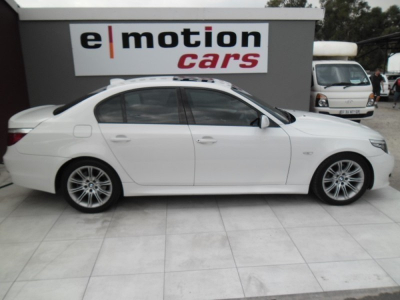 Used bmw 5 series 530d msport pack full house clean car for Motor house auto sales