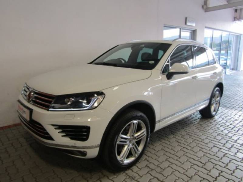 used volkswagen touareg gp 3 0 v6 tdi luxury tip for sale in gauteng id 2058845. Black Bedroom Furniture Sets. Home Design Ideas